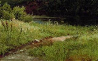 Картина шишкина «перед грозой», 1884