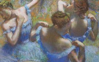 Эдгар дега — биография и картины художника