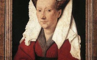 Чета арнольфини, ян ван эйк, 1434