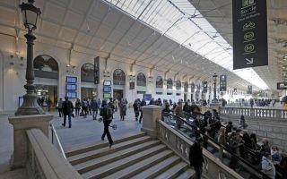 Железная дорога (вокзал сен-лазар), эдуард мане — описание картины