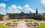Дрезденская картинная галерея — время работы, адрес и видео