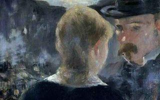 Бар в «фоли-бержер», эдуард мане — описание картины
