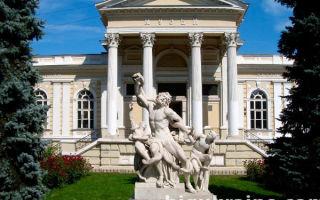 Одесский археологический музей — описание, украина