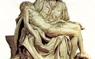 Мадонна дони (святое семейство), микеланджело буонарроти
