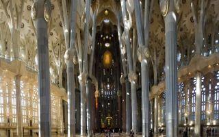 Храм святого семейства, барселона, испания — фото и адрес