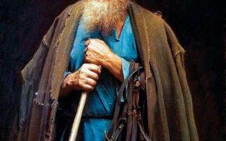 «крестьянин с уздечкой», крамской — описание картины