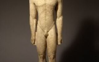 Скульптура древней греции — кратко, архаика, классика, эллинизм
