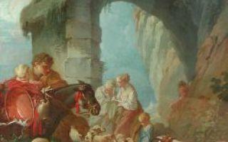 Франсуа буше — мастер изящного стиля, картины и биография