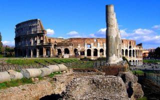 Колизей в риме — италия. адрес  и видео колизея