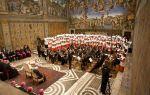 Сикстинская капелла, ватикан. фото, фрески микеланджело и их описание