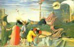 «поклонение волхвов», фра филиппо липпи и фра беато анджелико — описание картины