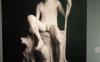 Выставка «обнаженные мужчины» в музее орсэ