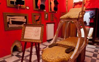 Музей миниатюр, чехия, прага