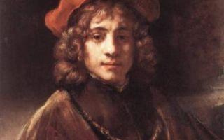 Рембрандт харменс ван рейн — биография и список картин