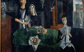 Портрет анри матисса, андре дерен — описание