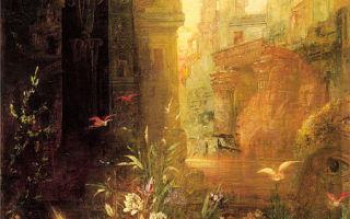 Фаэтон и три женщины — гюстав моро