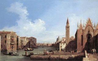 Галерея академии — венеция. описание и адрес галереи