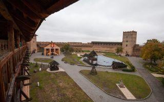 Музеи луцкого замка и их описание, украина