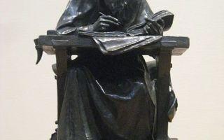 Антокольский марк матвеевич — скульптуры