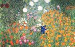 Даная, густав климт — описание картины