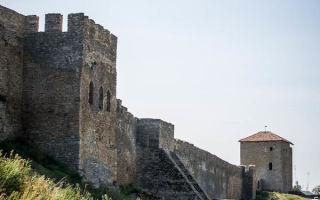 Музей-заповедник «аккерманская крепость», украина, белгород-днестровский