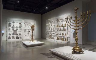 Еврейский музей в нью-йорке, сша