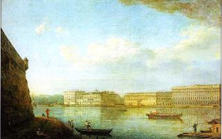 Прощание гектора с андромахой — а. п. лосенко, 1773