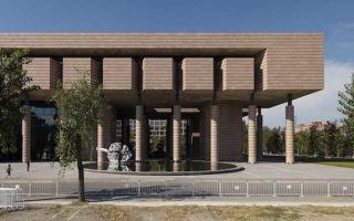 Китайский национальный музей, пекин — описание