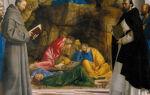 «сон святого иосифа», антон рафаэль менгс — описание картины