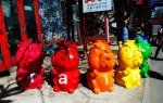Арт-зона (зона искусств) 798, пекин, китай — рассказ об экспозиции
