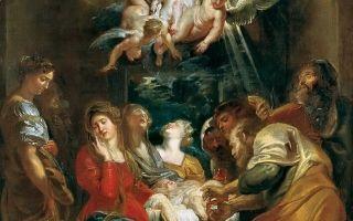Воздвижение креста, питер пауль рубенс — описание картины