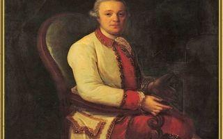 Портрет графа ивана григорьевича орлова, рокотов — описание