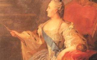 Портрет екатерины ii, федор степанович рокотов, 1780-е
