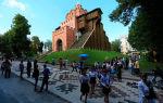Музей «золотые ворота» в киеве, украина
