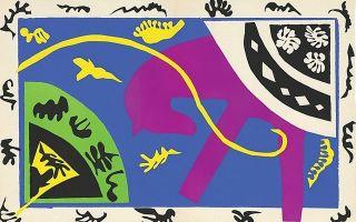 Панно «танец», матисс, 1932-1933