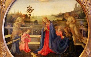 «распятие христа», бартоломе эстебан мурильо — описание картины