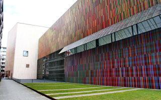 Художественный музей брандхорста, германия, мюнхен
