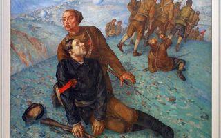 Новая выставка художников послевоенного времени в русском музее » музеи мира и картины известных художников