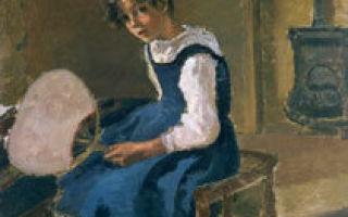 Камиль писсарро — краткая биография и описание картин