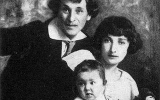 Картина «день рождения», марк шагал, 1915