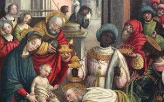 Ева, первая пандора — жан кузен старший » музеи мира и картины известных художников