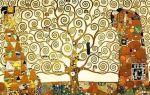 Картина «древо жизни», густав климт — описание