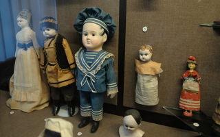 Музей игрушки в сергиевом посаде, россия