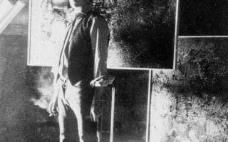 Картина «отдых», 1911, джон сингер сарджент