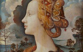 Святой себастьян, сандро боттичелли — описание картины