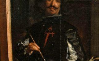 «портрет папы иннокентия x», диего веласкес