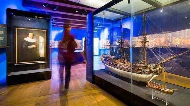 Национальный морской музей, Амстердам, Голландия