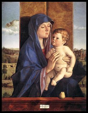 Оплакивание Христа, Джованни Беллини