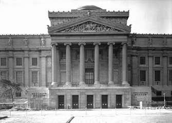 Бруклинский музей в США, Нью-Йорк