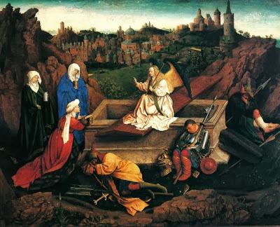 «Мадонна в церкви», Ян ван Эйк — описание картины